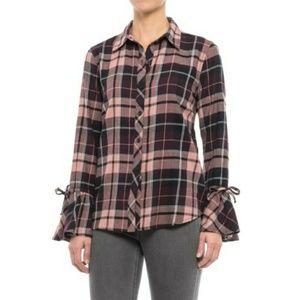 Tops - Beach Lunch LoungeNatalia Flannel Shirt